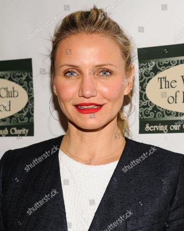 """Actress Cameron Diaz attends a book signing to promote her new book, """"Longevity Book"""", at Bookends, in Ridgewood, N.J"""