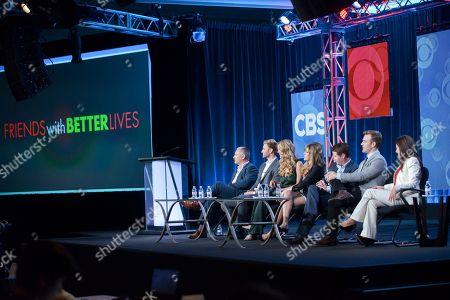 Editorial image of CBS Winter 2014 TCA, Pasadena, USA - 15 Jan 2014