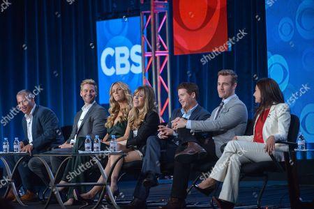 Editorial picture of CBS Winter 2014 TCA, Pasadena, USA - 15 Jan 2014