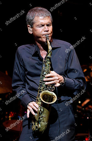 Jazz superstars David Sanborn and Jonathan Butler performed at the Cobb Energy Center as part of the Atlanta Jazz Roots Series on in Atlanta. David Sanborn and his band started the night off with his hits for the packed venue