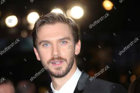 "Actor Dan Stevens poses for photographers upon arrival for the premiere of the film 'Night at the Museum, Secret of the Tomb' in London. A producer on the upcoming live-action adaptation of ""Beauty and the Beast"" has invited his social media followers to be his guest to a first look at several characters from the film. ""Beauty and the Beast"" co-producer Jack Morrissey posted images on his Facebook account, of the computer-generated renditions of Ewan McGregor as candelabra Lumiere and Ian McKellen as clock Cogsworth, as well as Stevens in human prince form"