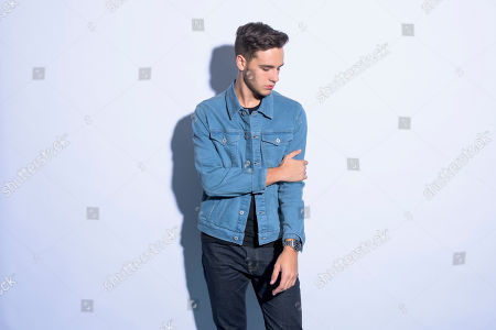 """Jacob Whitesides poses for a portrait to promote his new album, """"Why?"""", in New York. The Tennessee-bred rising star who started out posting simple covers on YouTube has refused to sign a traditional record deal and created his own label, which he heads"""