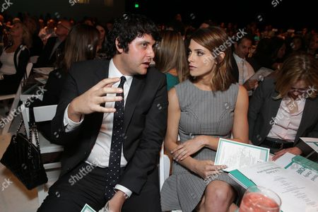 Ben Gleib and Ashley Greene seen at LA Family Housing Awards at The Lot, in Hollywood, CA