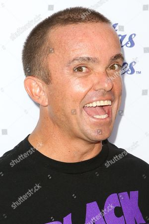 """Jason 'Wee Man' Acuna arrives at the LA Premiere of """"Being Evel"""" at ArcLight Cinemas, in Los Angeles"""
