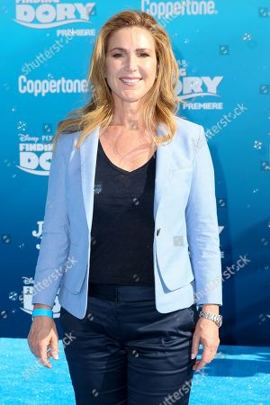 "Editorial photo of LA Premiere of ""Finding Dory"" - Arrivals, Los Angeles, USA - 8 Jun 2016"