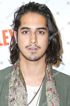 "Avan Jogia arrives at the LA Premiere of ""I Am Chris Farley"" at the Linwood Dunn Theater, in Los Angeles"