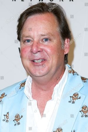 "Stock Image of Joel Murray arrives at the LA Premiere of ""I Am Chris Farley"" at the Linwood Dunn Theater, in Los Angeles"
