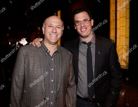 "Roadside Attractions Co-President Howard Cohen, left, and director Daniel Schechter attend the after party for the premiere of the feature film ""Life of Crime"" at The Argyle on in Los Angeles"