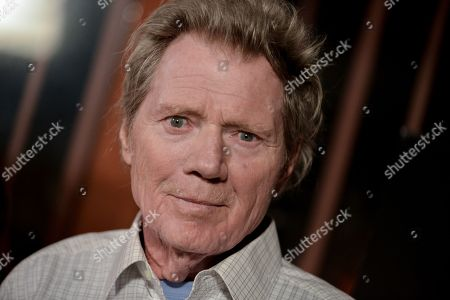 """Michael Parks arrives at the LA Premiere Of """"Tusk"""", in Los Angeles"""