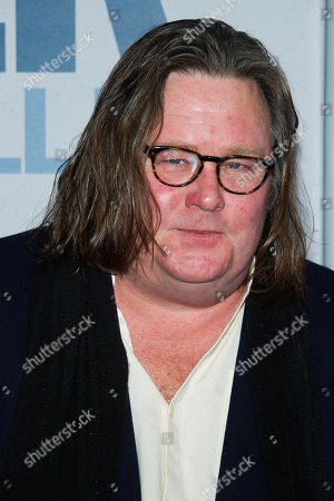 """William Monahan attends """"The Gambler"""" premiere on Wednsday, in New York"""