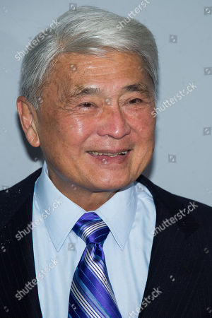 "Alvin Ing attends ""The Gambler"" premiere on Wednsday, in New York"