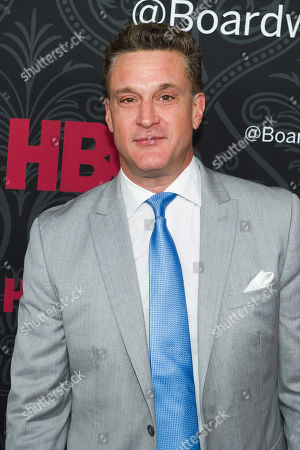 "Chris Caldovino attends the premiere for the final season of HBO's ""Boardwalk Empire"" on in New York"