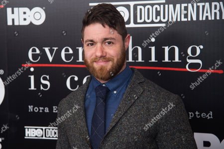 """Stock Image of Jacob Bernstein attends a special screening of """"Everything Is Copy"""" at The Museum of Modern Art, in New York"""