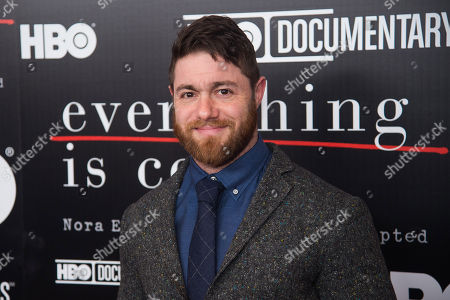 """Editorial photo of NY Special Screening of """"Everything Is Copy"""", New York, USA - 14 Mar 2016"""