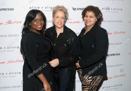 "Editorial picture of NY Special Screening of ""Gimme Shelter"", New York, USA - 22 Jan 2014"