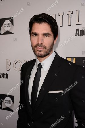 """Editorial image of Open Road Films Premiere of """"Little Boy"""", Los Angeles, USA - 14 Apr 2015"""