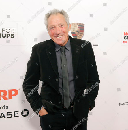 Israel Horovitz attends AARPs 14th Annual Movies for Grownups Awards Gala with Porsche at the Beverly Wilshire on Monday, February 2 in Beverly Hills, Calif