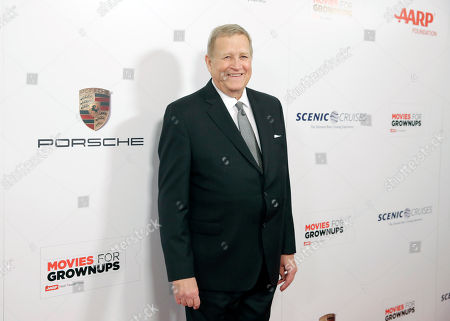 Ken Howard attends AARPs 14th Annual Movies for Grownups Awards Gala with Porsche at the Beverly Wilshire on Monday, February 2 in Beverly Hills, Calif