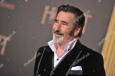 Editorial picture of Premiere Of The Hobbit: The Battle Of The Five Armies - Arrivals, Los Angeles, USA - 9 Dec 2014