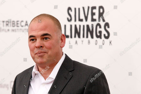 """Stock Image of Author Matthew Quick attends the premiere of """"Silver Linings Playbook"""", to benefit the Tribeca Film Institute's Tribeca Teaches Educational Programs, at the Ziegfeld Theatre on in New York"""