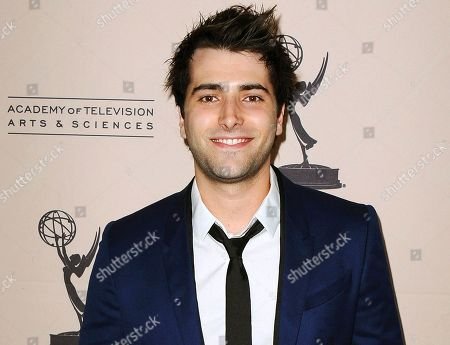 Actor Freddie Smith arrives at the 40th Annual Daytime Emmy Awards nominee reception in Beverly Hills, Calif. Smith has been sentenced to two years of probation and had his drivers' license suspended for a year after pleading guilty to charges stemming from a car crash that seriously injured his girlfriend