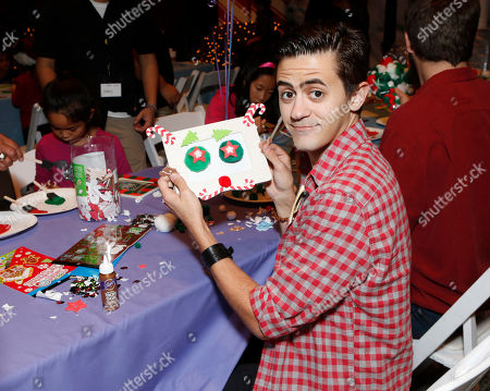 Stock Photo of Rob Pinkston attends the Starlight Winter Wonderland presented by Northwestern Mutual on in Los Angeles, California