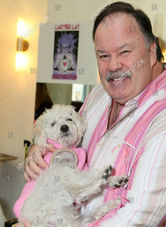 Dennis Haskins at BOOBIES Breast Cancer Awareness Fundraiser hosted by StyleSeenDaily at Gavert Atelier Salon at, on in Los Angeles