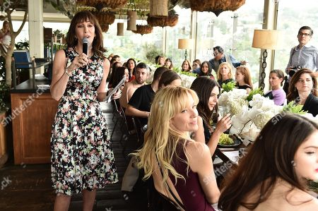 Editorial image of The Hollywood Reporter's Stylists Lunch, West Hollywood, USA - 18 Mar 2015