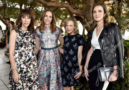 Editorial photo of The Hollywood Reporter's Stylists Lunch, West Hollywood, USA - 18 Mar 2015