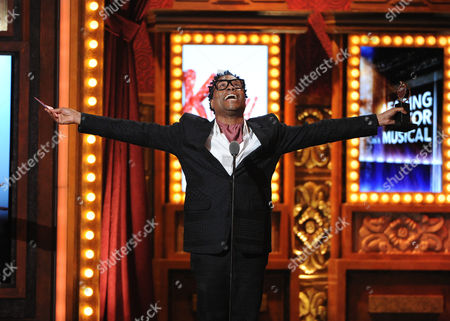 "Billy Porter accepting his award for best actor in a musical for ""Kinky Boots"" at the 67th Annual Tony Awards, in New York. Six alumni from Carnegie Mellon University took home Tonys in five categories, a glittery haul that was both a school record and a huge source of pride for a theater department that turns 100 next year. Billy Porter, Patina Miller and Judith Light each took home acting Tonys, while Ann Roth got one for best costume design, and partners Jules Fisher and Peggy Eisenhauer won for best lighting design of a play"