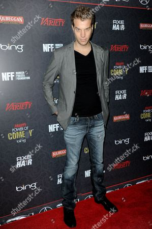 Editorial photo of Variety Power of Comedy, Los Angeles, USA - 2 Sep 2012