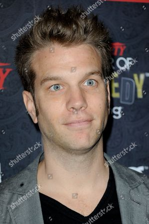 Editorial picture of Variety Power of Comedy, Los Angeles, USA - 2 Sep 2012
