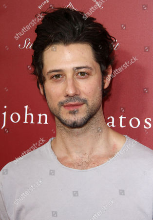 Hale Appleman arrives at the 13th annual Stuart House benefit at John Varvatos Boutique, in West Hollywood, Calif