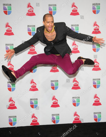 Editorial image of 2012 Latin Grammy Awards Press Room, Las Vegas, USA - 15 Nov 2012