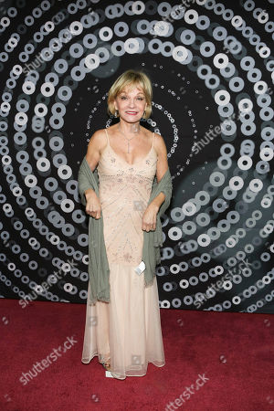 Actress Cathy Rigby poses during the 24th Annual LA Stage Alliance Ovation Awards held at the San Gabriel Mission Playhouse, in San Gabriel, Calif