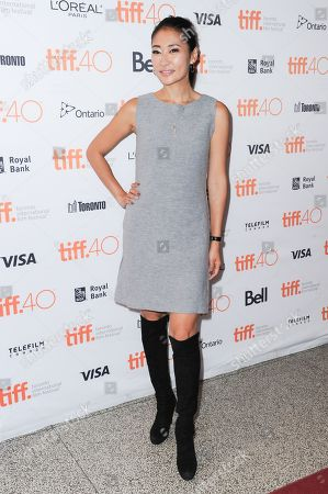 "Editorial image of 2015 TIFF - ""Mr. Six"" - Photo Call, Toronto, Canada - 16 Sep 2015"