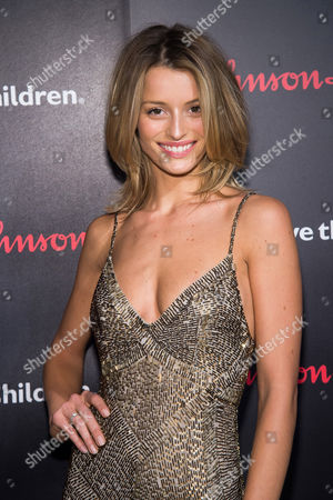 Flavia Lucini attends the 4th Annual Save the Children Illumination Gala at The Plaza Hotel, in New York