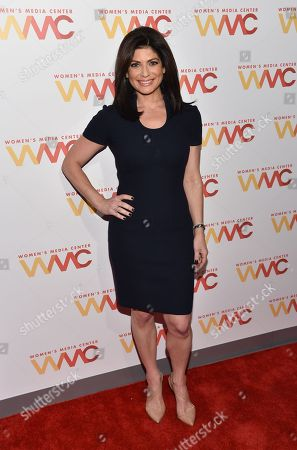 Tamsen Fadal attends the 2016 Women's Media Awards at Capitale, in New York