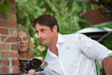 Stock Image of Prince Lorenzo Borghese attends the 3rd Annual Pet Philanthropy Circle's Pet Hero Awards at Hobby Hill Estate in Water Mill on Saturday, Aug.23, 2014 in New York