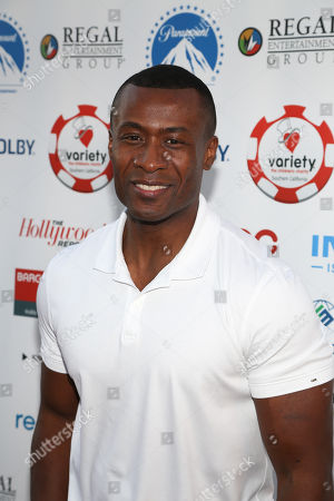 Actor Sean Blakemore arrives at The Children's Charity Of Southern California Texas Hold 'Em Poker Tournament hosted by Variety at Paramount Studios on in Los Angeles, California