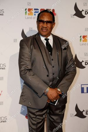 Dr. Bobby Jones at the 47th Annual GMA Dove Awards at Lipscomb University's Allen Arena, Nashville, Tenn