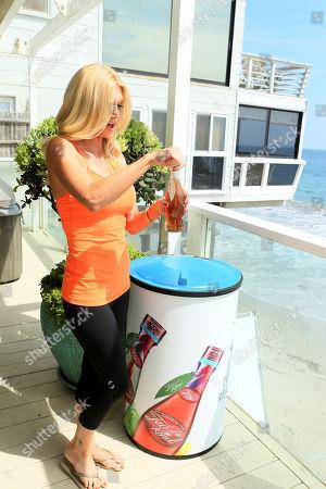 Brande Roderick at The Malibu Beach House sponsored by Voli Vodka on in Malibu, CA