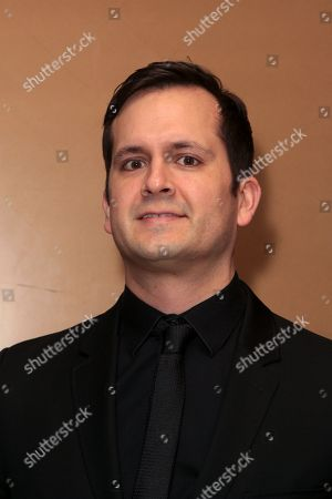 Jon Gregory attends the London Critics Circle Awards at the May Fair Hotel,, in London