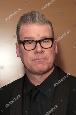 Film critic Mark Kermode attends the London Critics Circle Awards at the May Fair Hotel,, in London