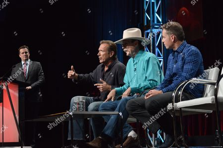 Editorial image of Discovery 2014 Summer TCA, Beverly Hills, USA - 9 Jul 2014