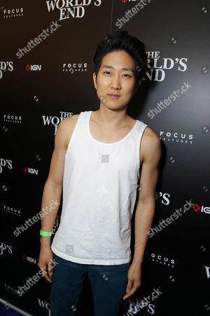 Tim Jo seen at Focus Features and IGN's Hosting of 'The World's End' Party, on Thursday, July, 18, 2013 in San Diego, Calif