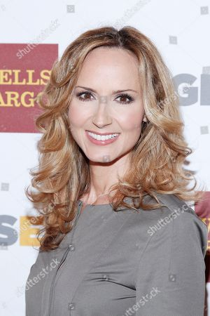 Chely Wright attends the GLSEN Respect awards at the Beverly Hills Hotel, in Beverly Hills, Calif