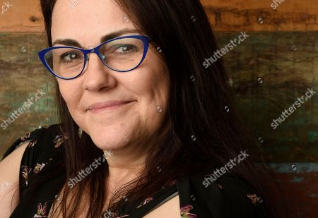 Editorial picture of Jocelyn Moorhouse Portrait Session, Los Angeles, USA - 19 Sep 2016