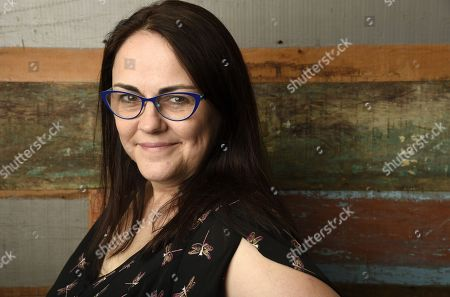 Editorial photo of Jocelyn Moorhouse Portrait Session, Los Angeles, USA - 19 Sep 2016