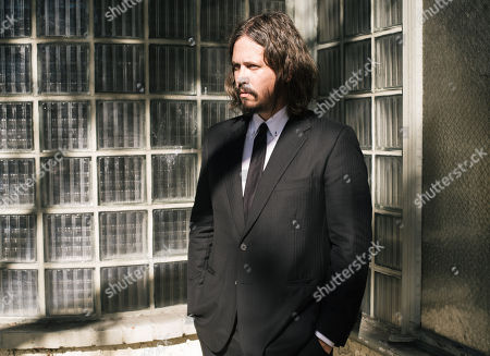 Editorial photo of John Paul White Portrait Session, West Hollywood, USA - 22 Jul 2016